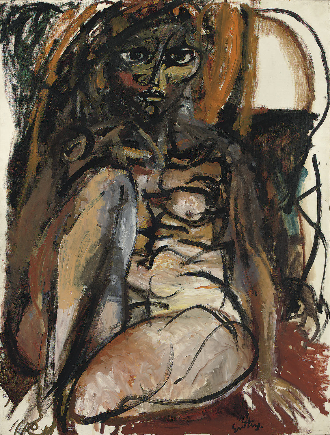 Renato Guttuso (ITALIAN, 1912-