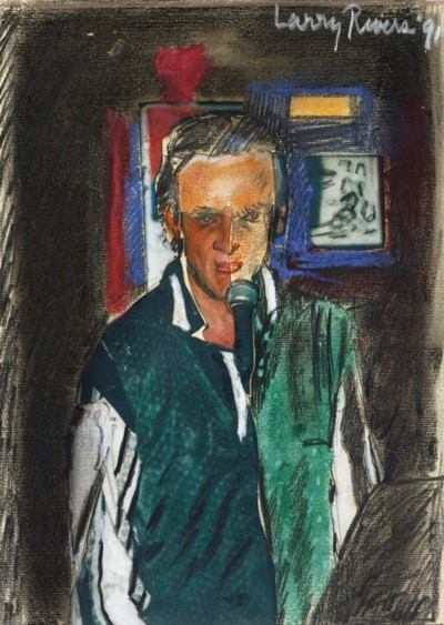 Larry Rivers (AMERICAN, 1923-2