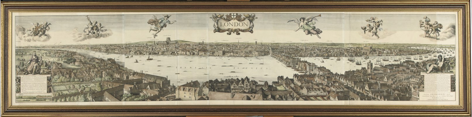 MARTIN, ROBERT, 'A VIEW OF LON