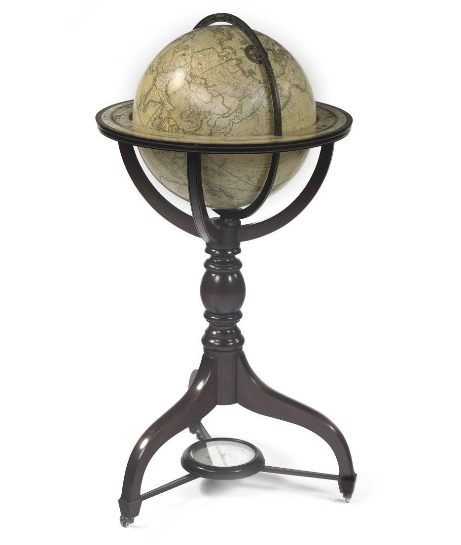A LATE VICTORIAN 16-INCH TERRE