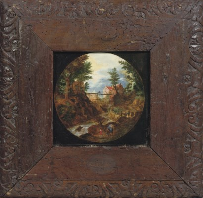 Manner of Jan Brueghel I
