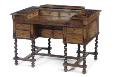 A SOUTH-EUROPEAN ROSEWOOD, WAL