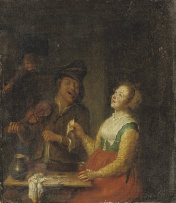 Attributed to Pieter Verelst (