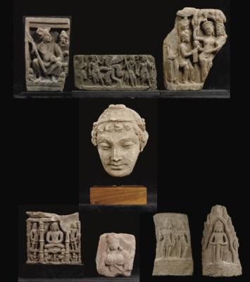 An assorted lot of Gandhara, I