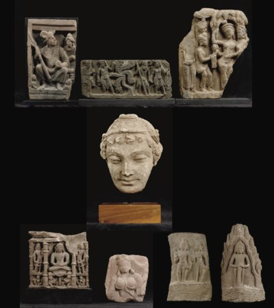 An assorted lot of Gandhara, I