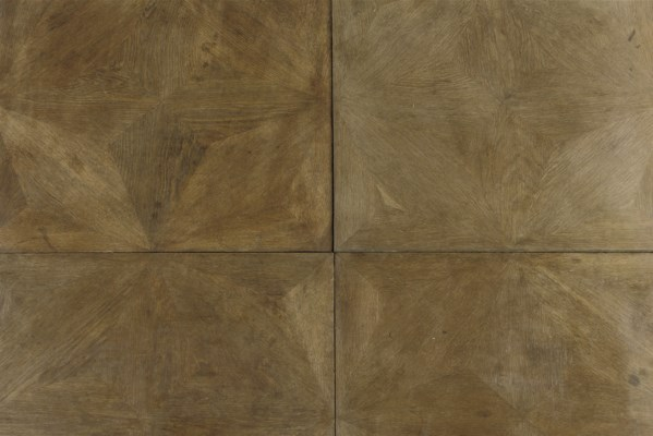A NORTH EUROPEAN OAK PARQUET F