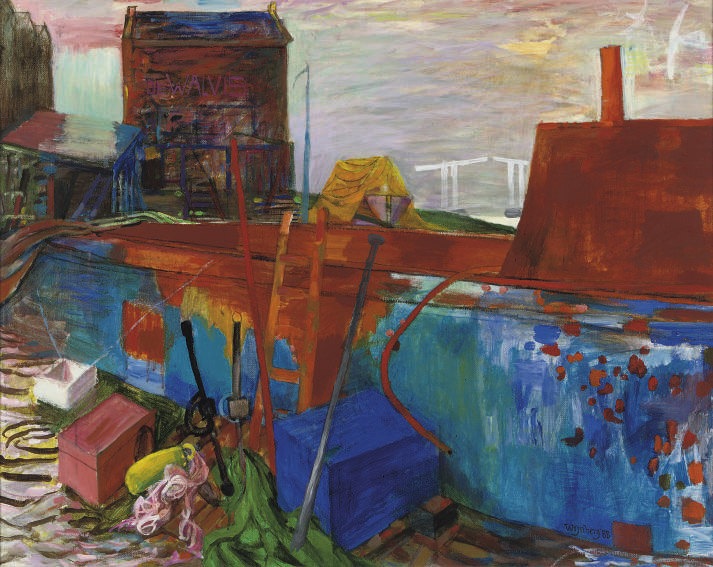 De Roestbak: shipwarf the Walvis, Amsterdam