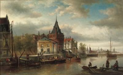 Elias Pieter van Bommel (1819-