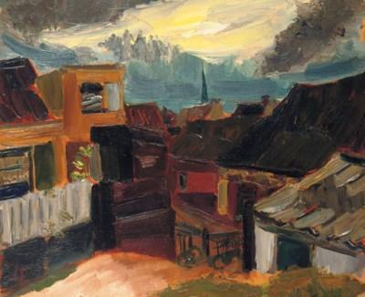 Henri le Fauconnier (1881-1946