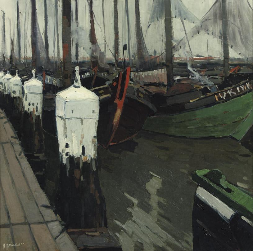 Raoul Hynckes (1893-1973)
