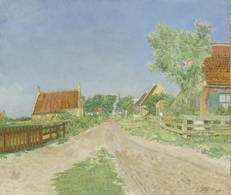 Leendert Scheltema (1876-1966)