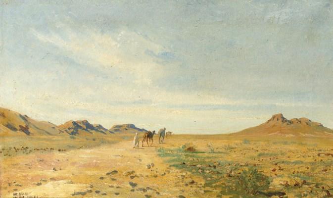 August le Gras (1864-1915)