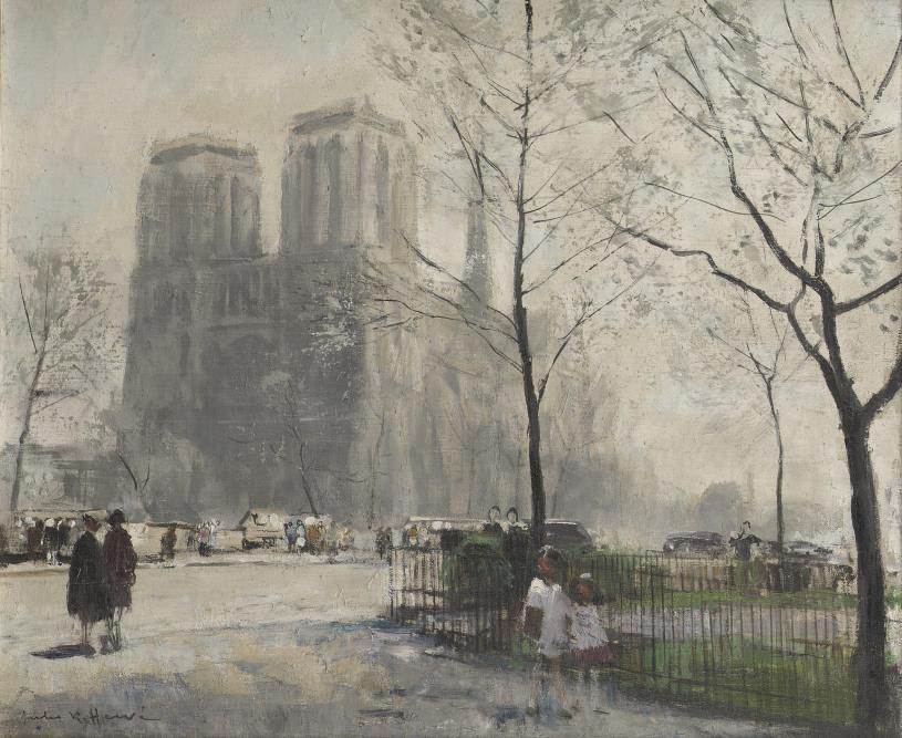 Jules Rene Hervé (1887-1981)