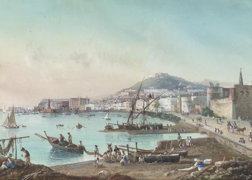 Gioacchino La Pira (1839-1870)