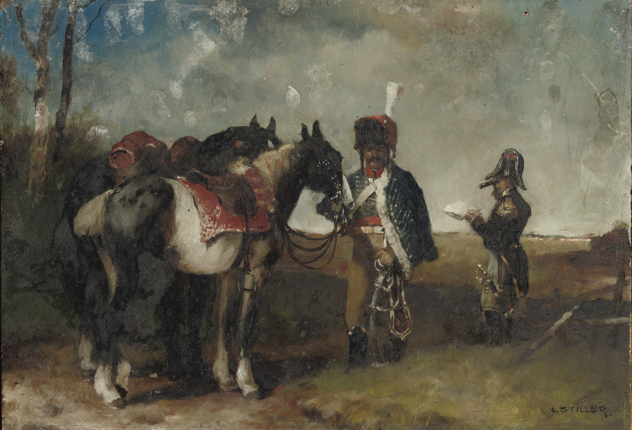 Ludwig Stiller (b.1872)