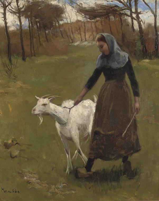 Hendrik Maarten Krabbé (1868-1