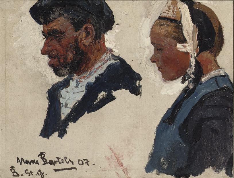 Hans von Bartels (1856-1913)