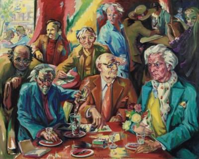 Freek van den Berg (1918-2000)