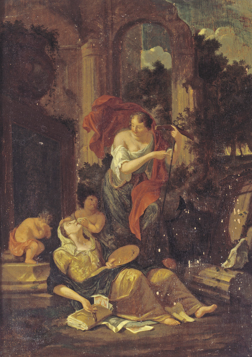 An Allegory of Painting