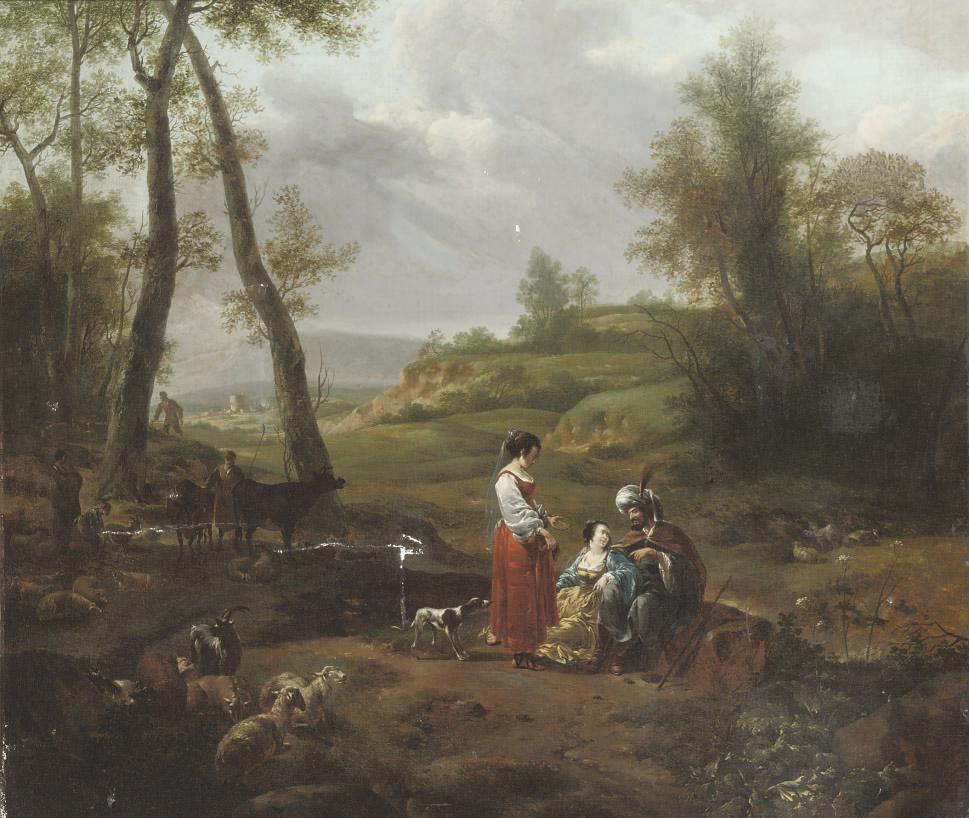 Circle of Jan Weenix (Amsterda