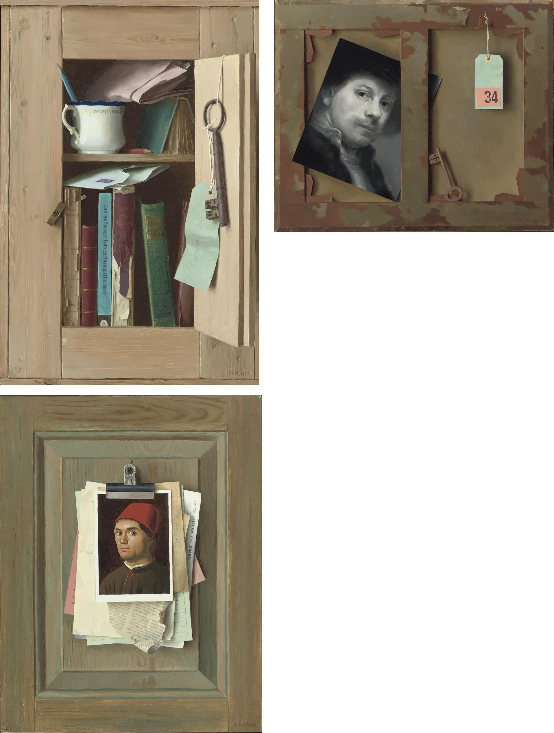 GERALD NORDEN (1912-2000), THE
