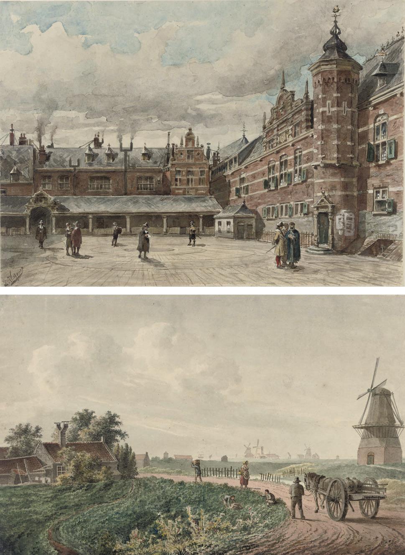 ERNST WITKAMP (AMSTERDAM, 1854