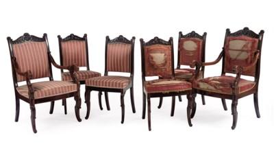 A set of twelve Louis Philippe
