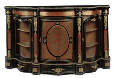 A Napoleon III ormulu-mounted,