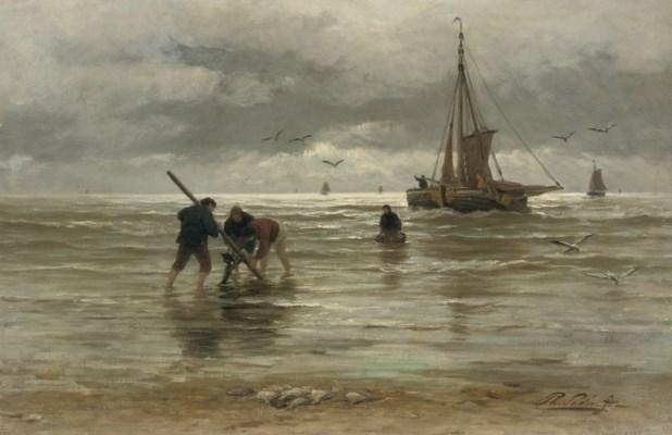 Philip Sadée (1837-1904)