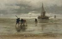 Ankerligten: preparing the anchor for arrival