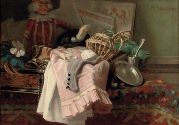 Marie Wandscheer (1856-1936)