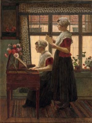 Walter Firle (1859-1929)