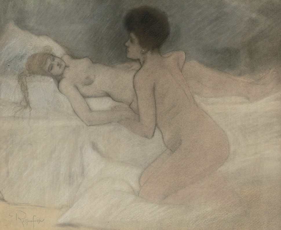 Delphine and Hippolyte: les deux femmes damnées