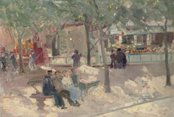 Marcel Jefferys (1872-1924)