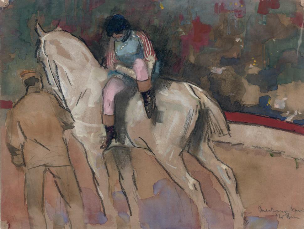 Médrano Paris: in the circus