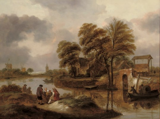 Nicolaes Molenaer (Haarlem c.