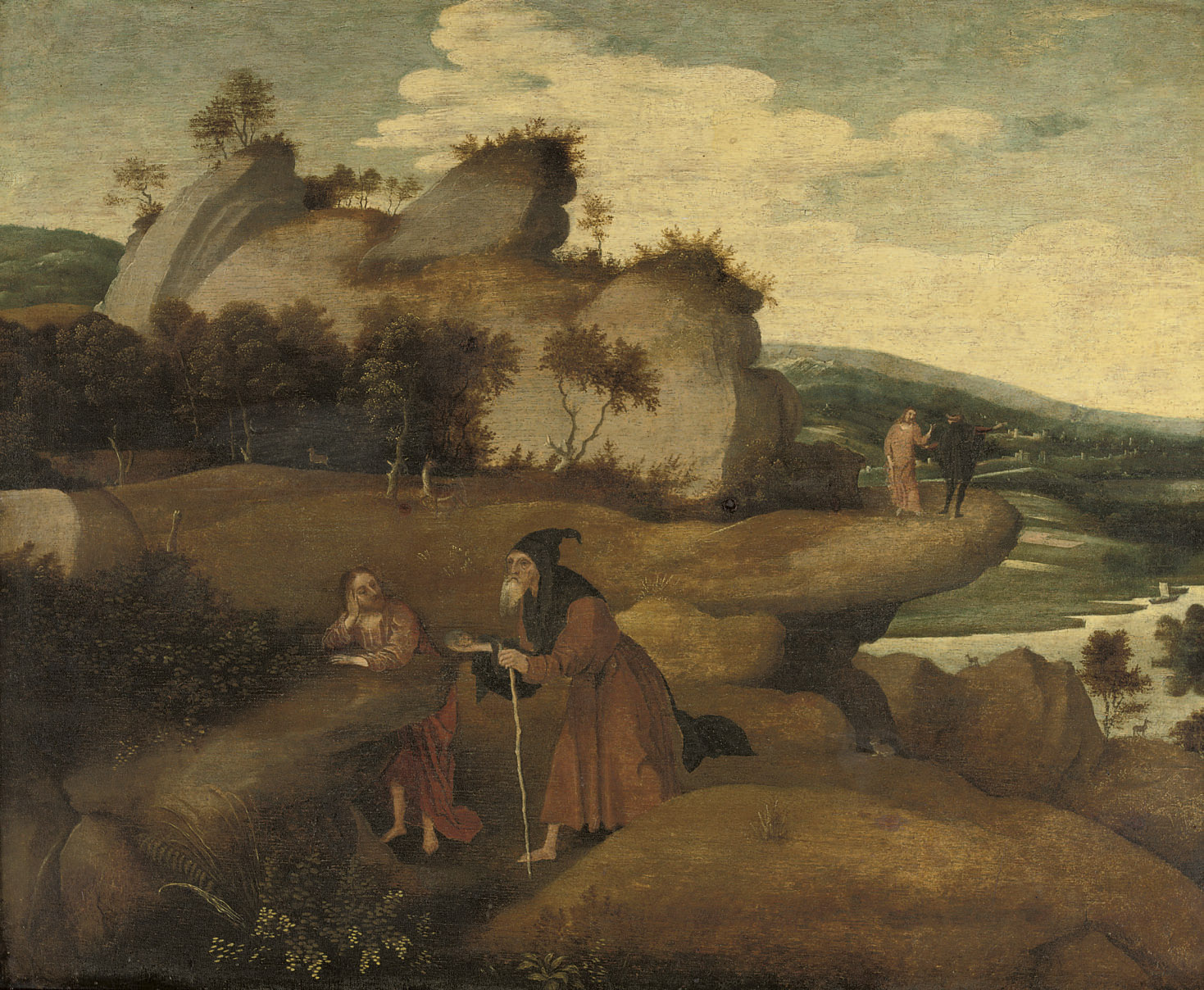 Attributed to Jan Mostaert (Ha