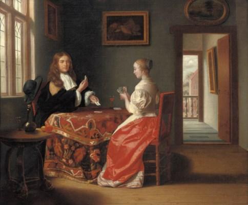 Samuel van Hoogstraten (Dordre
