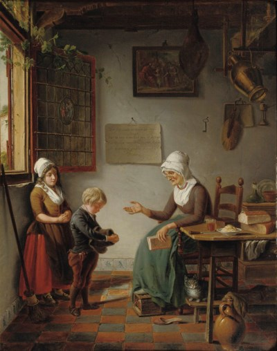 Johannes Petrus van Horstok (O