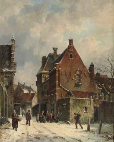 Adrianus Eversen (Amsterdam 18