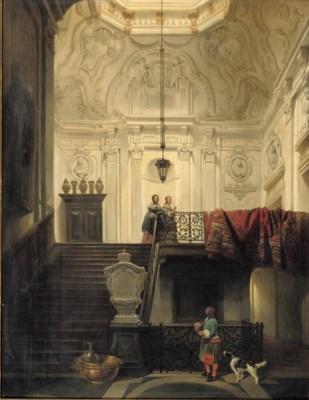 Hubertus Van Hove (The Hague 1