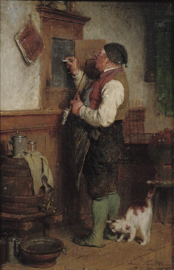 Hugo Wilhelm Kauffmann (Hambur