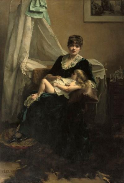 Fanny Fleury (Paris 1848-1920)