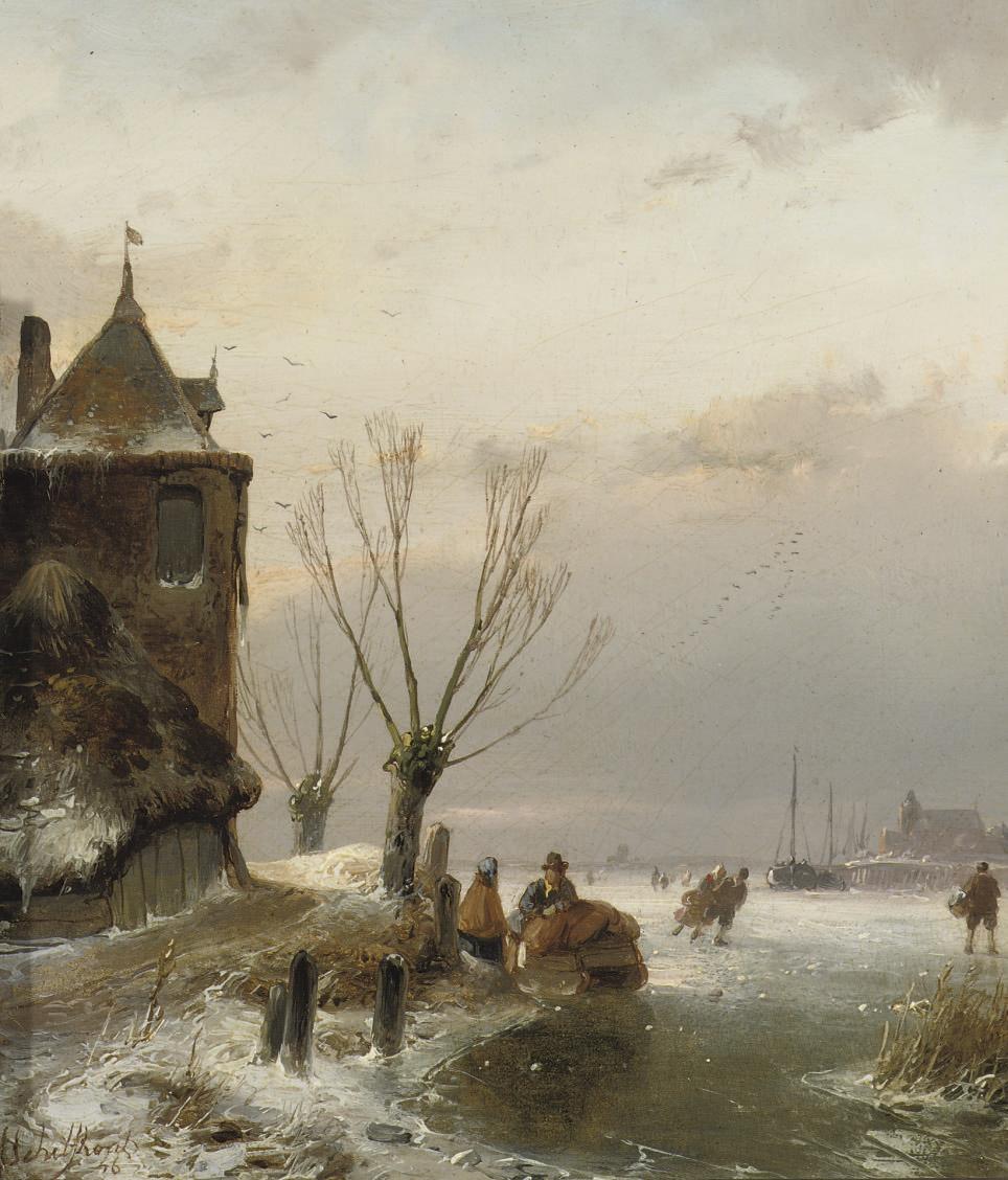 Andreas Schelfhout (Den Haag,