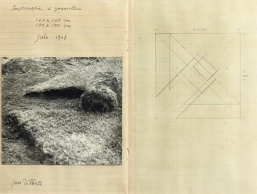 Jan Dibbets (b. 1941)
