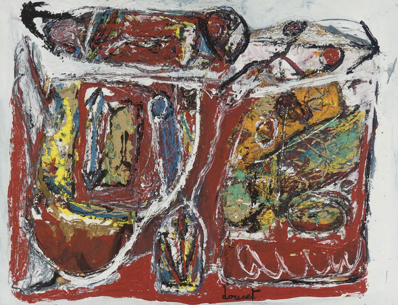 Jacques Doucet (1924-1994)