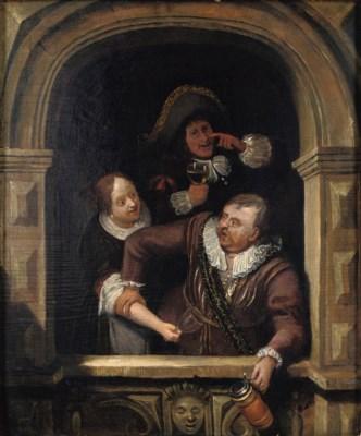 Follower of Frans van Mieris