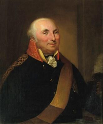 Friedrich Georg Weitsch (Braun