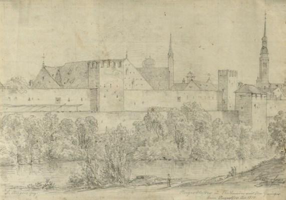Domenico Quaglio (München 1787