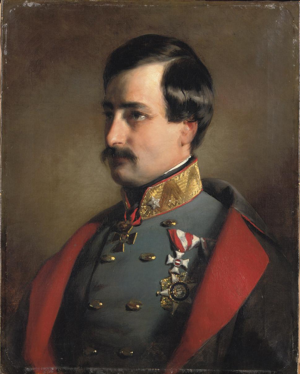 Friedrich von Amerling (Vienna